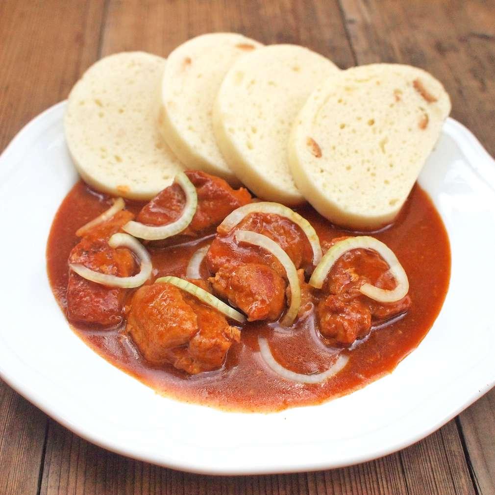 Zobrazit Hospodský vepřový guláš receptů
