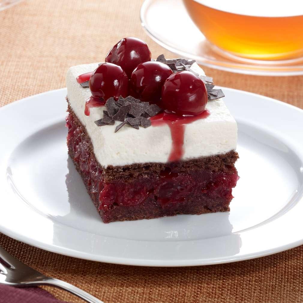 Zobrazit Rychlý Schwarzwaldský dort receptů
