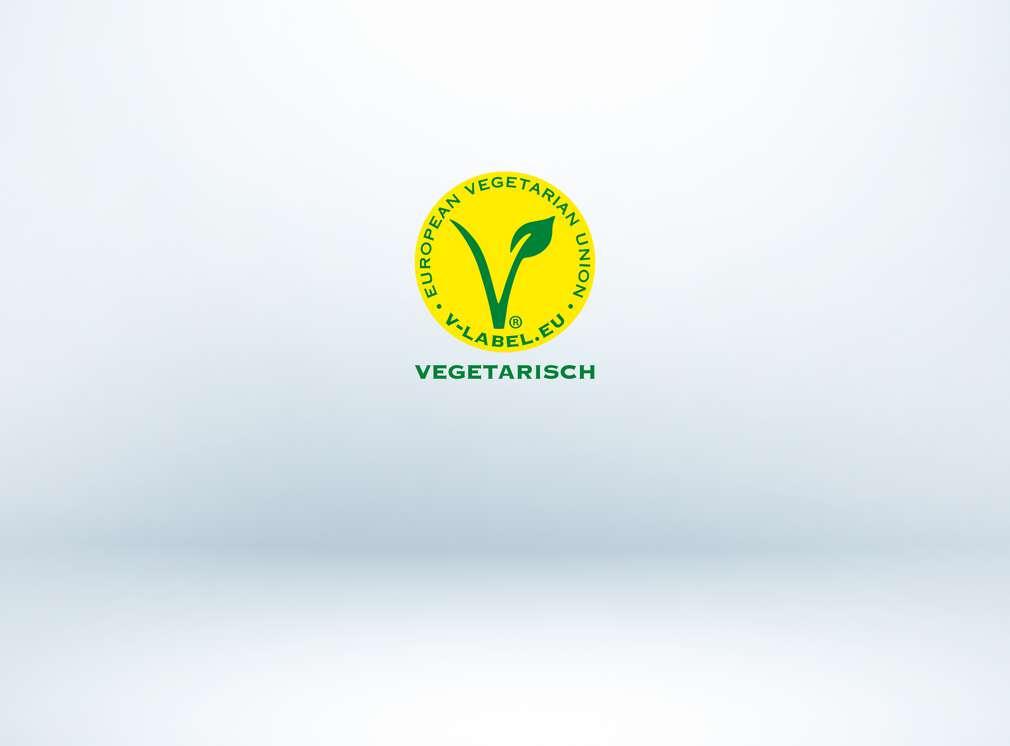 Pečať pre vegetariánske výrobky