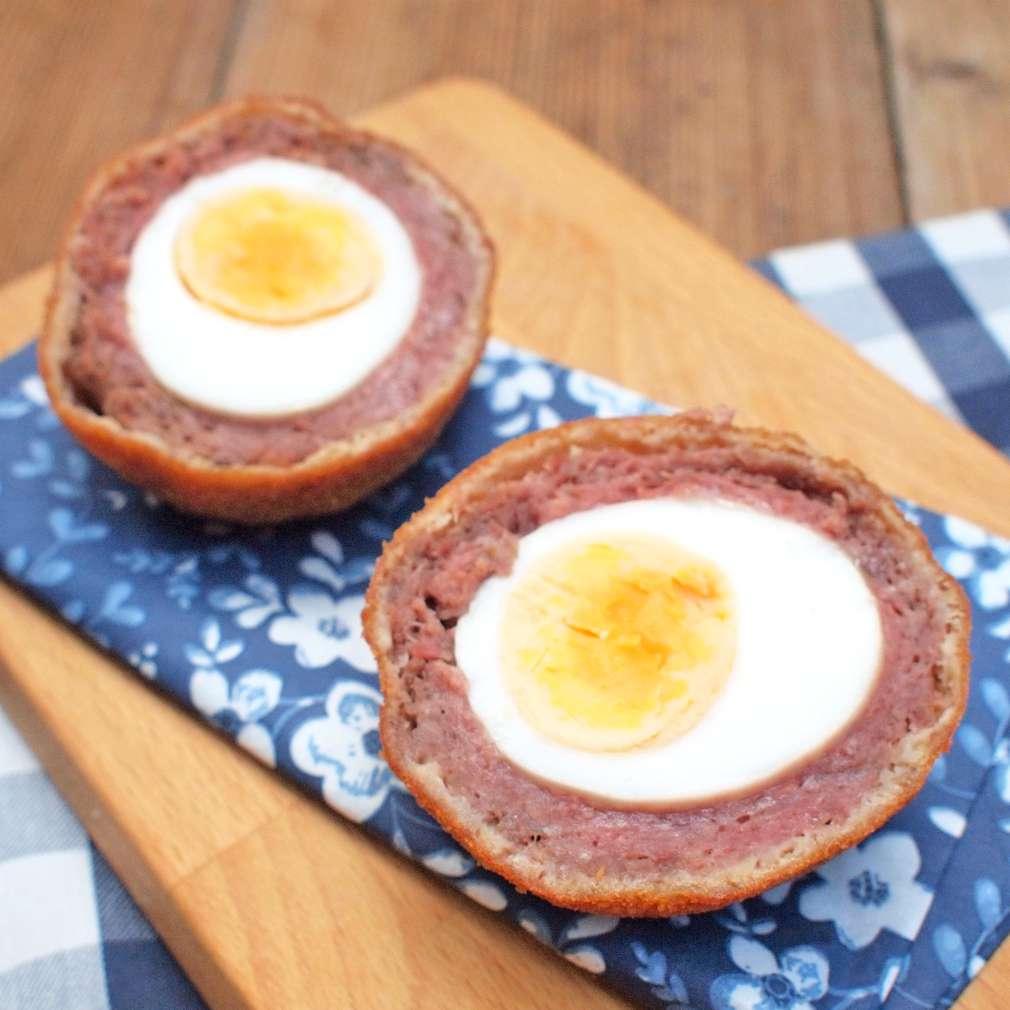 Zobrazit Skotská vejce receptů