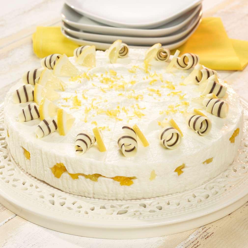 Abbildung des Rezepts Buttermelk-Lemon-Cake