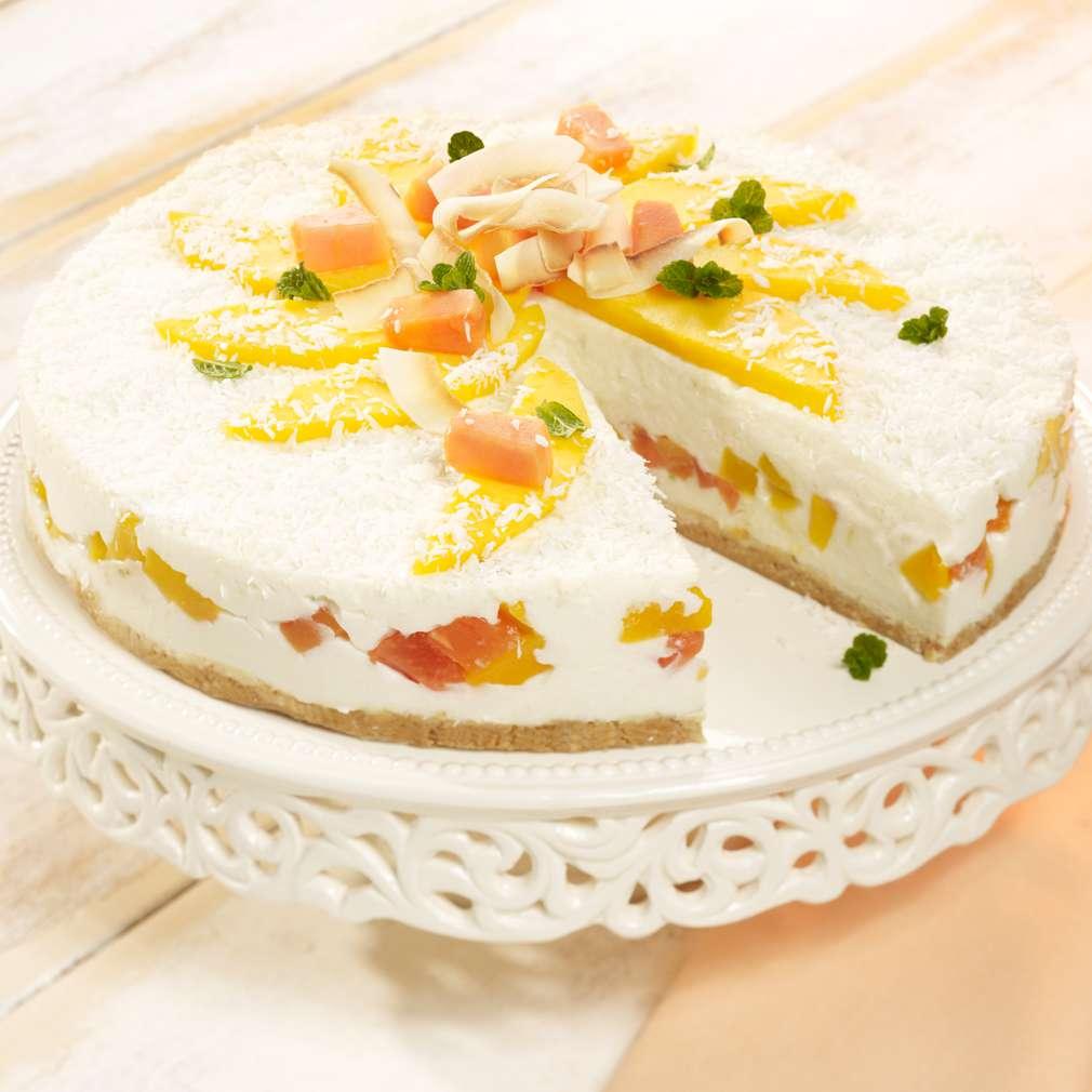 Abbildung des Rezepts Karibik-Torte