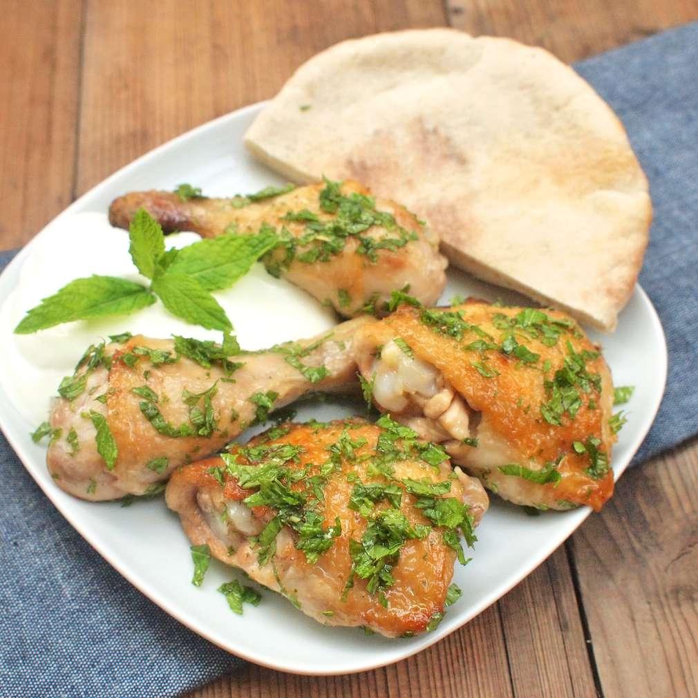 Zobrazit Voňavé mátové kuře receptů
