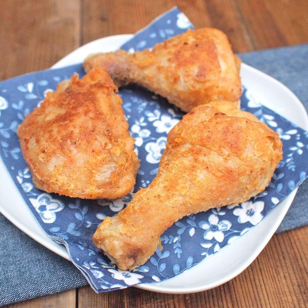 Smažené pikantní kuře