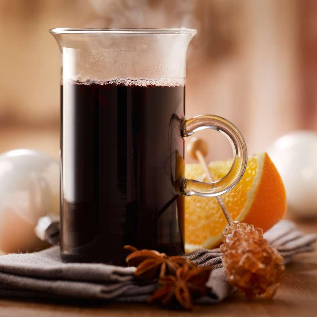 Abbildung des Rezepts Rotwein-Orangenpunsch