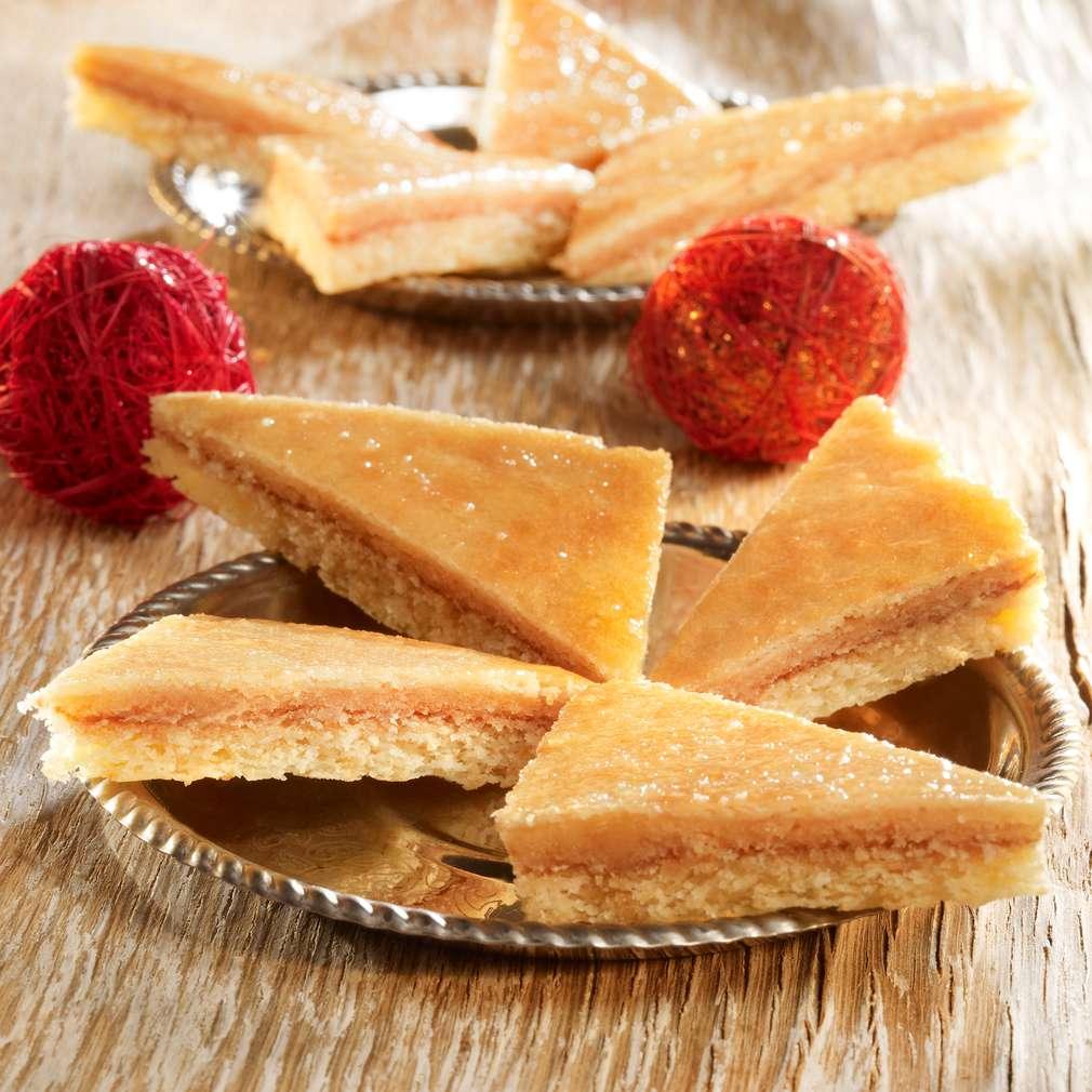 Abbildung des Rezepts Mini-Baumkuchenecken