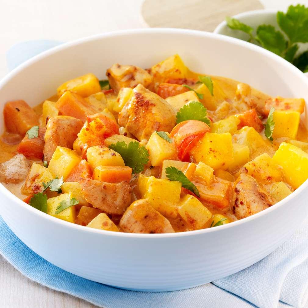 Abbildung des Rezepts Geflügel-Curry