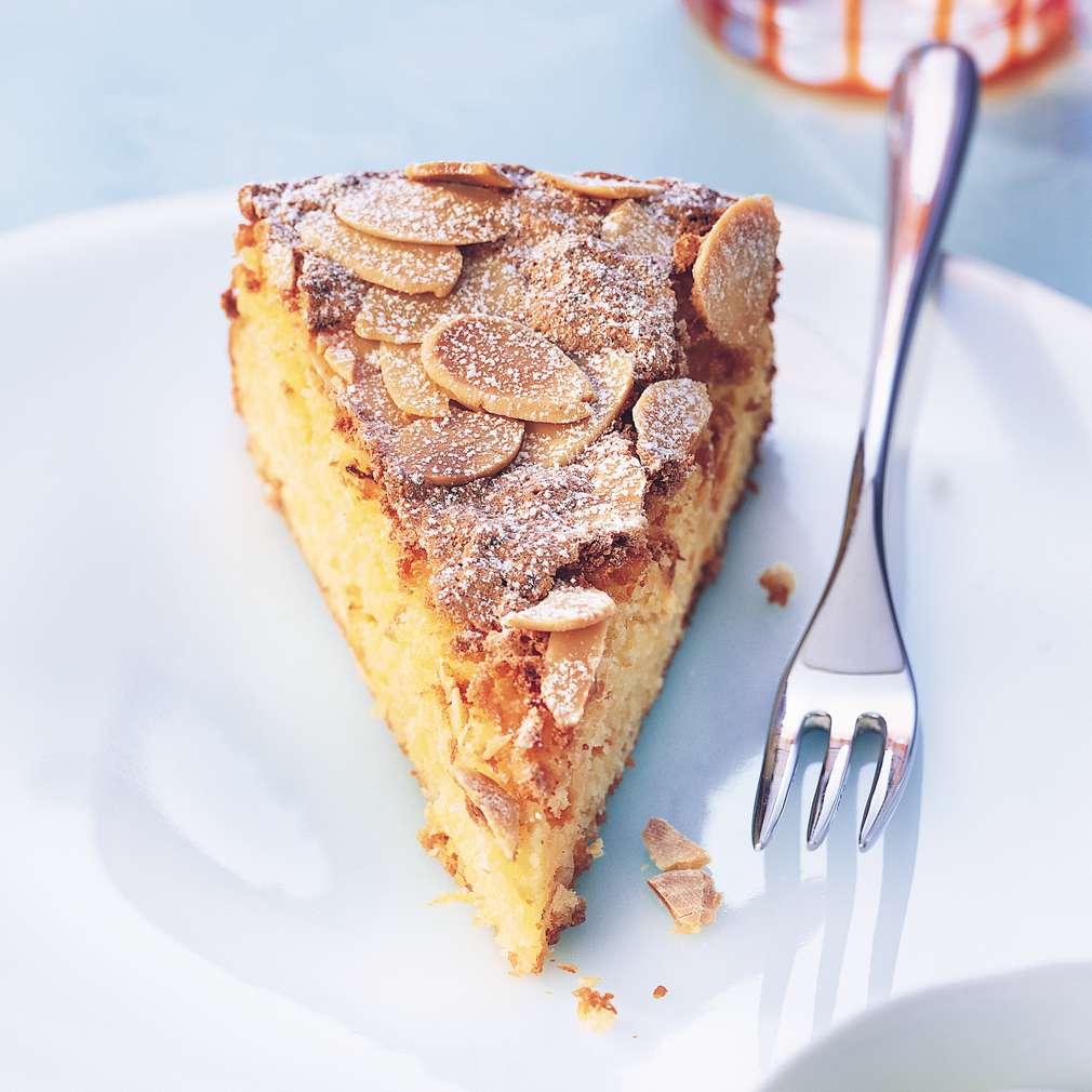 Imaginea rețetei Prăjitură cu portocale și migdale