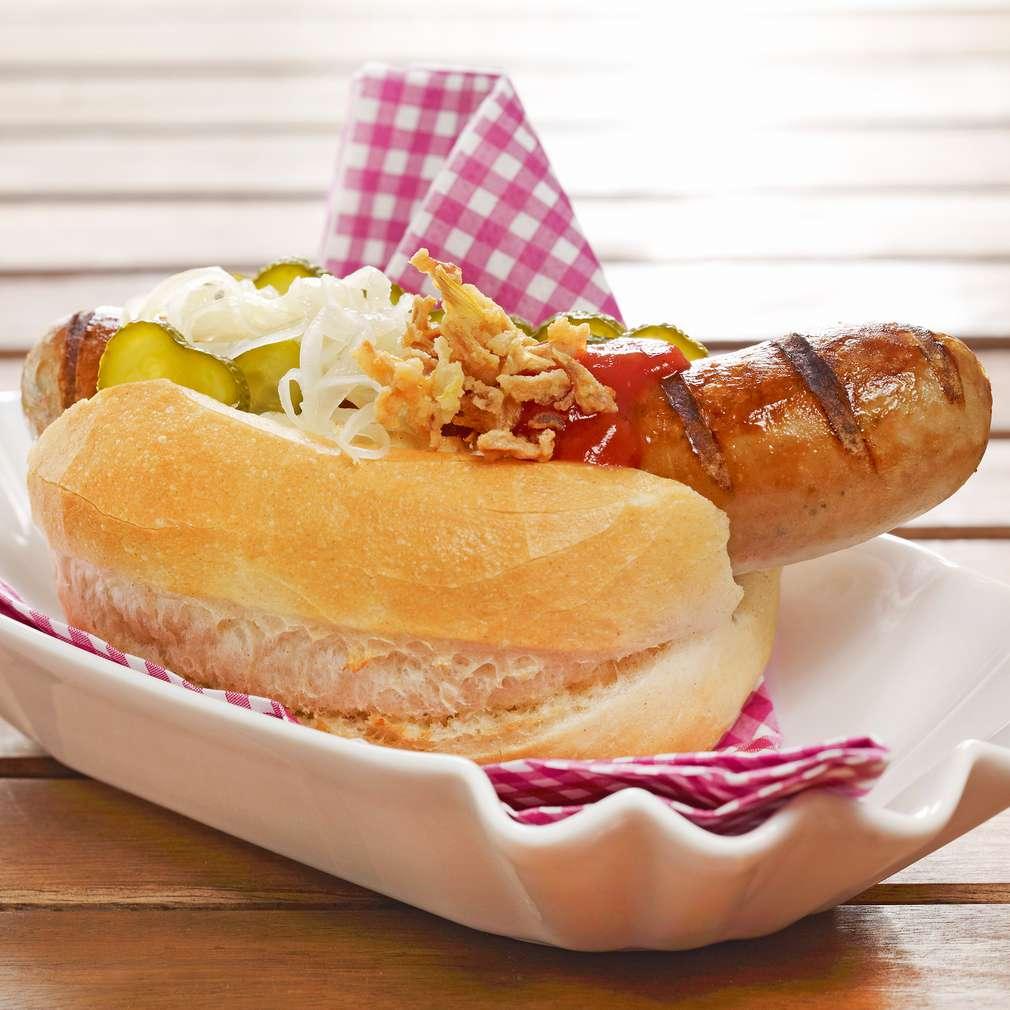 Abbildung des Rezepts Hot Dogs