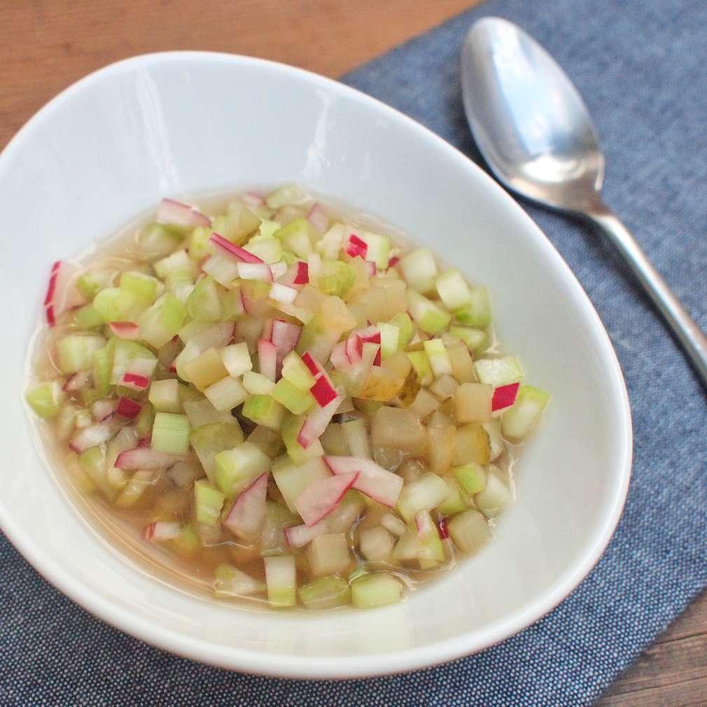 Zobrazit Celerový relish receptů