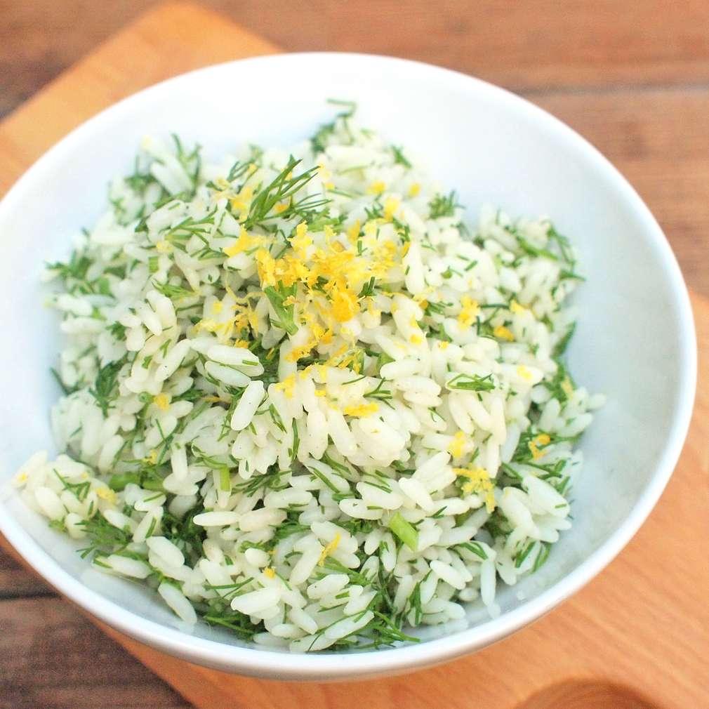 Zobrazit Koprová rýže receptů
