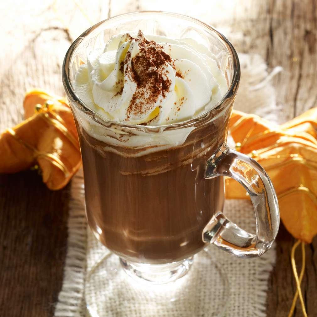 Abbildung des Rezepts Mandel-Schokolade