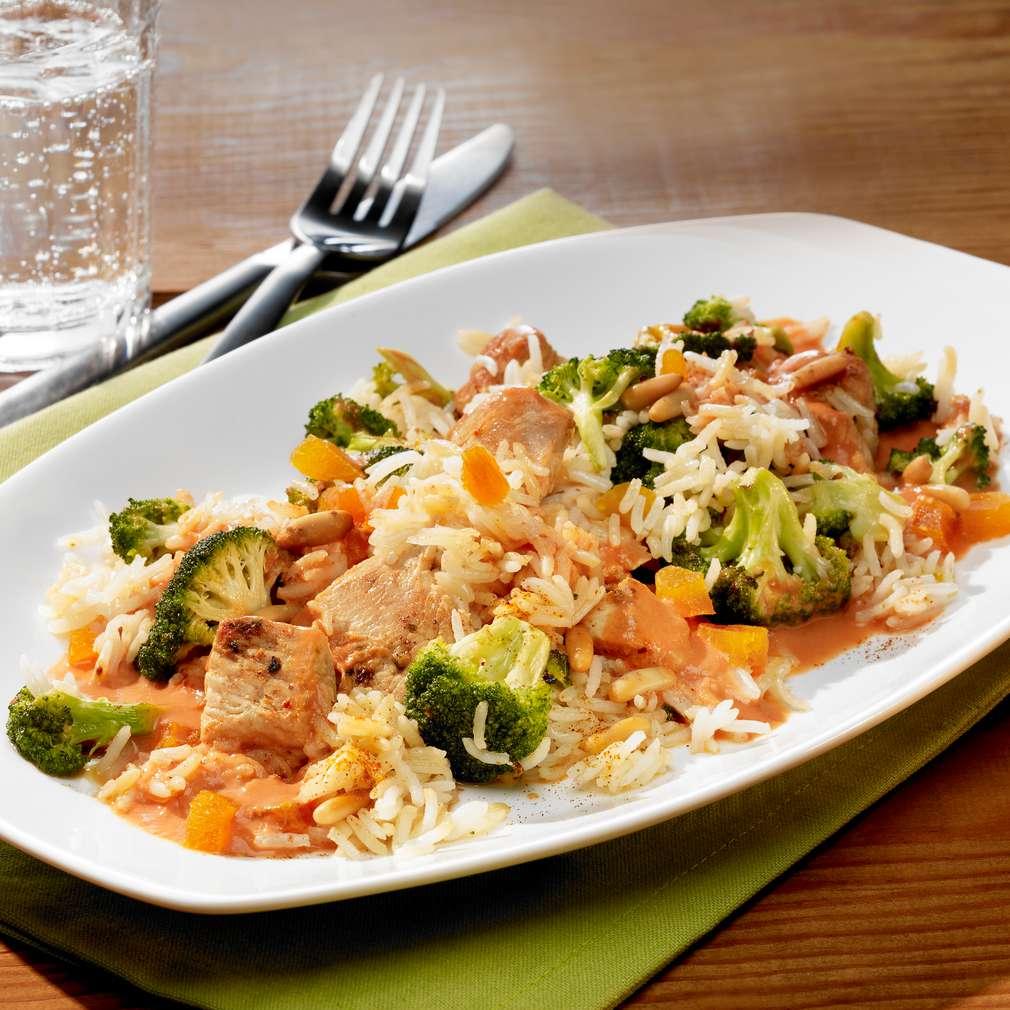 Zobrazit Rychlá brokolicová pánev s krůtím masem receptů