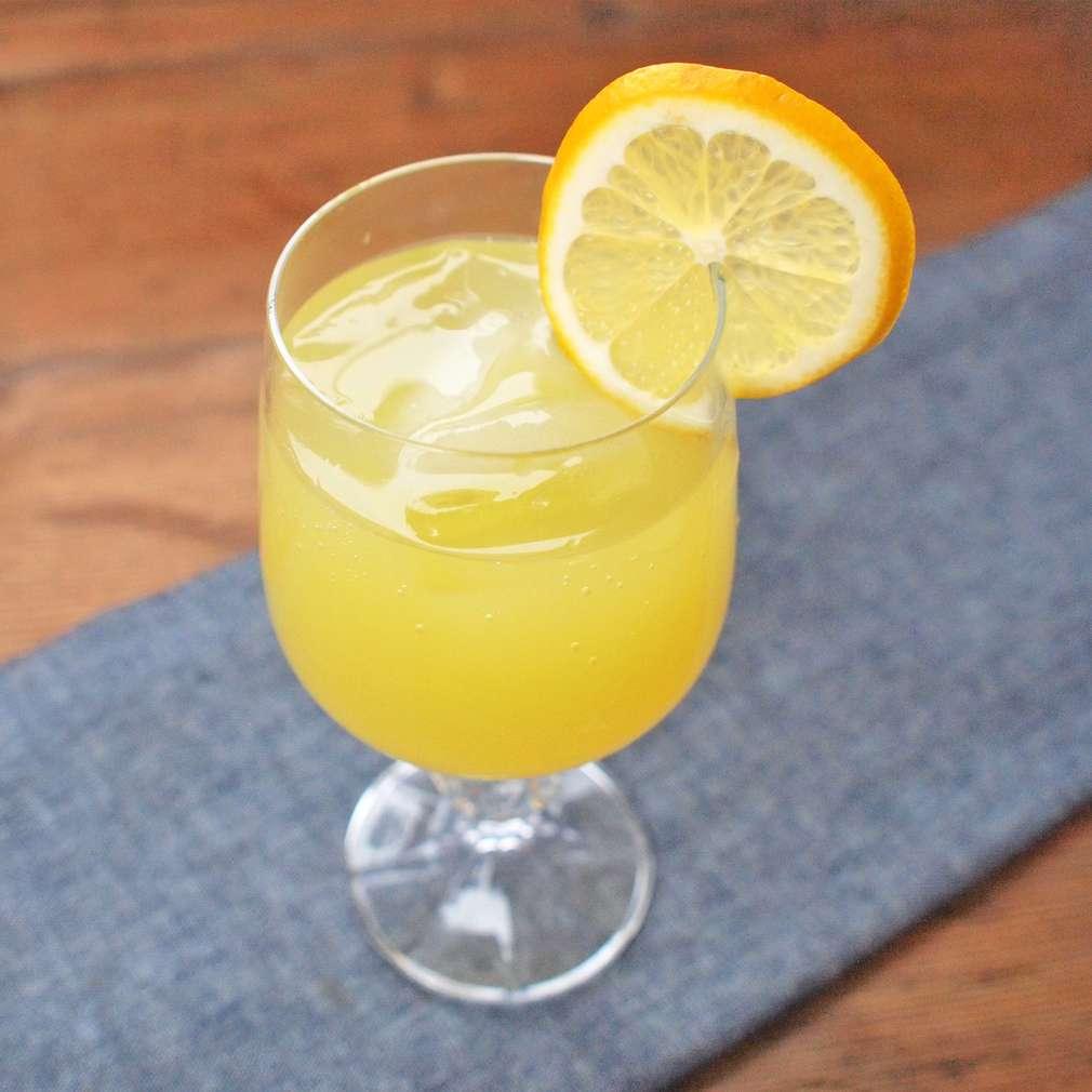 Citronový spritz