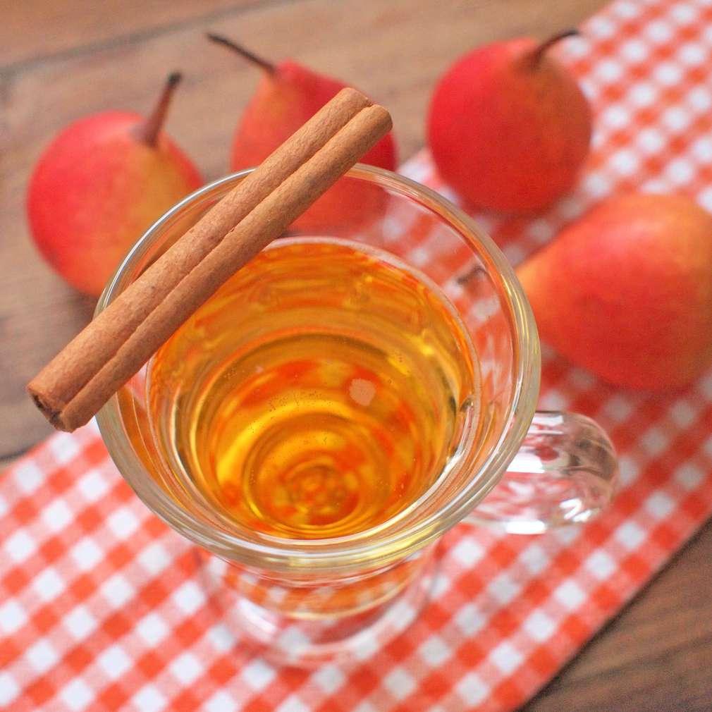 Zobrazit Svařák z hruškového cideru receptů