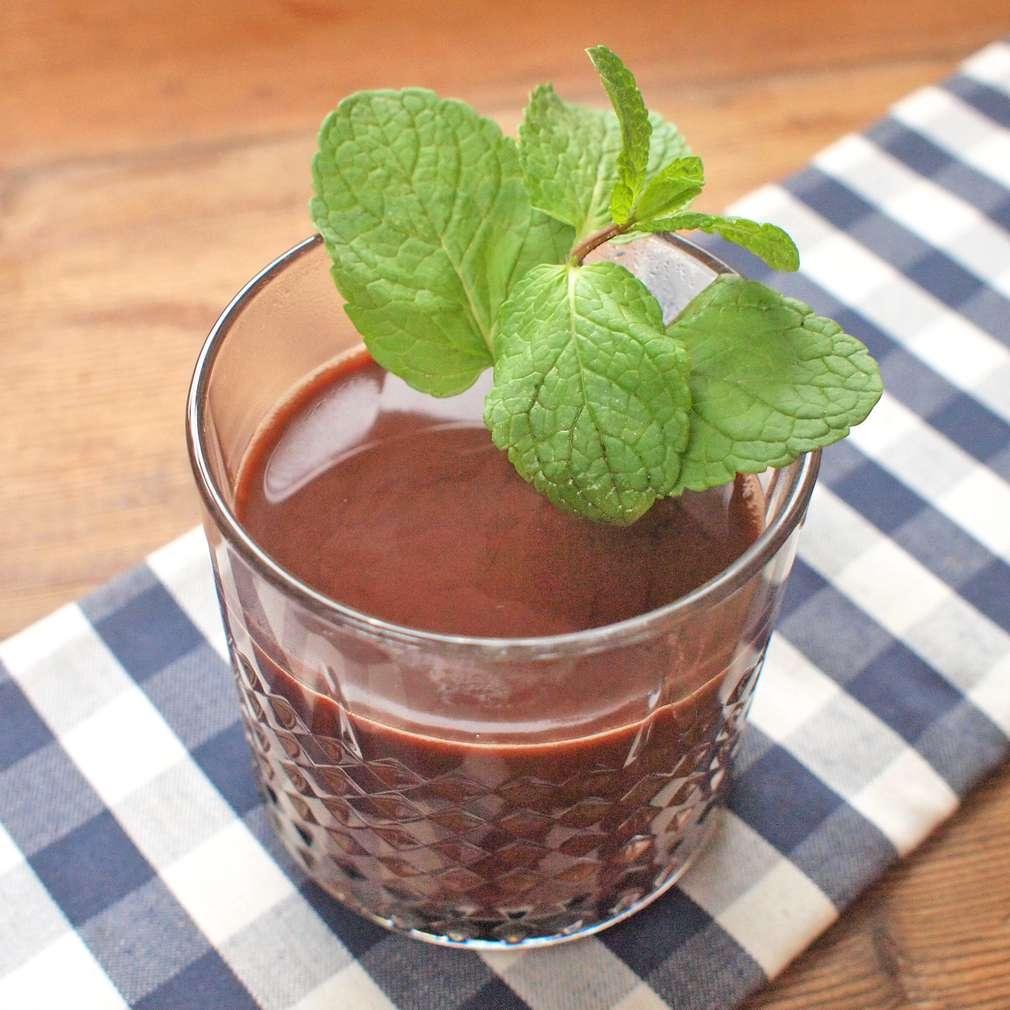 Zobrazit Horká čokoláda s mátou receptů