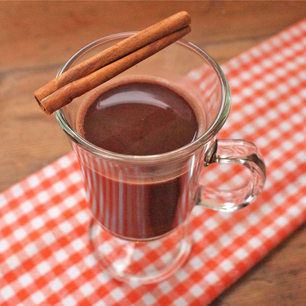 Zobrazit Mexická horká čokoláda receptů