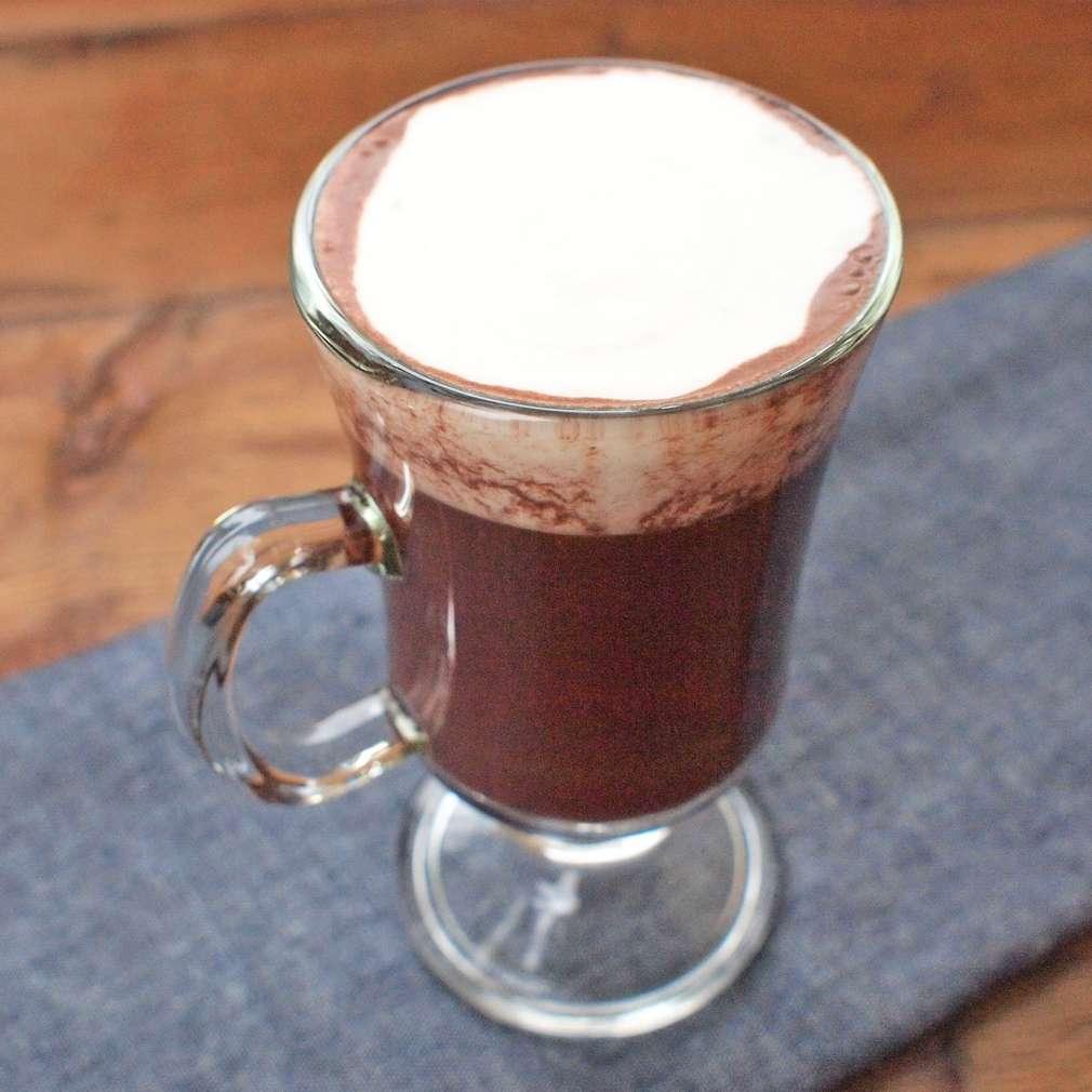 Zobrazit Horká čokoláda Bounty receptů
