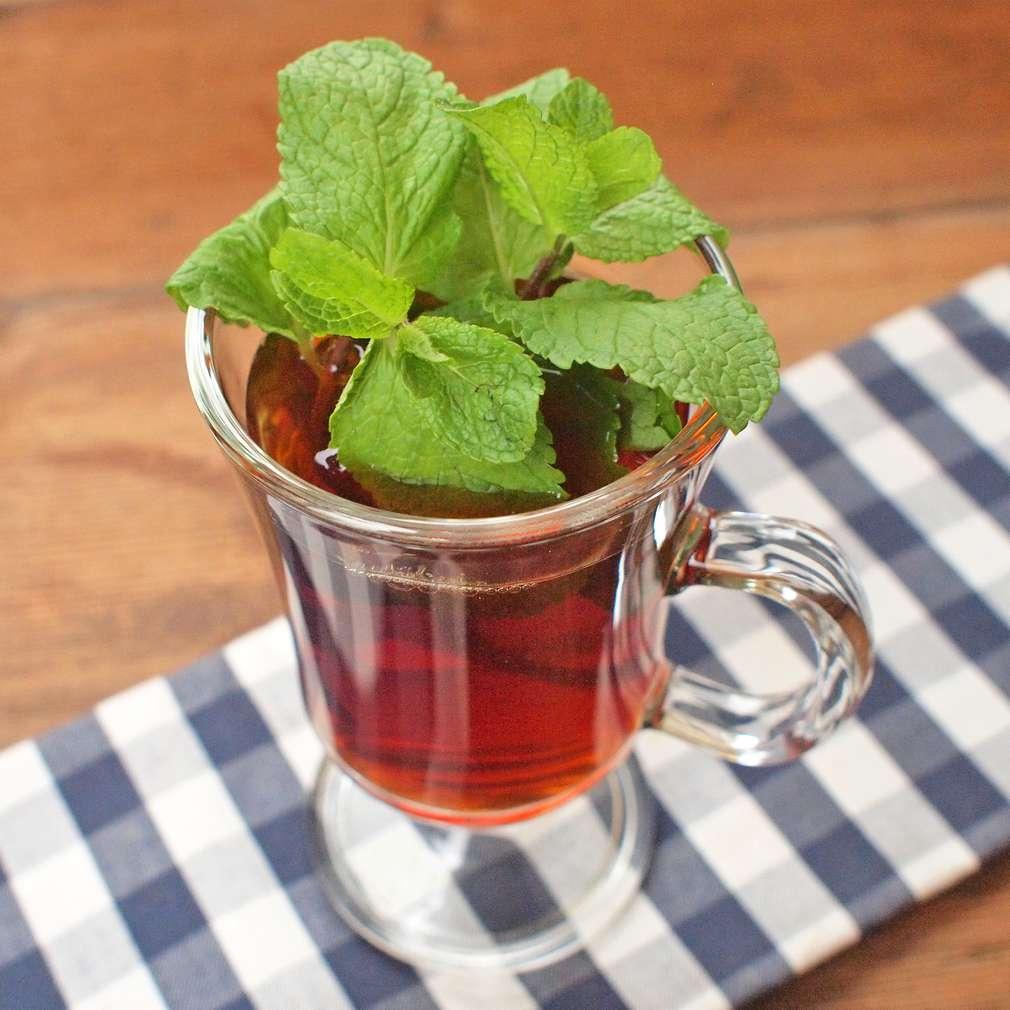 Zobrazit Silný mátový čaj receptů