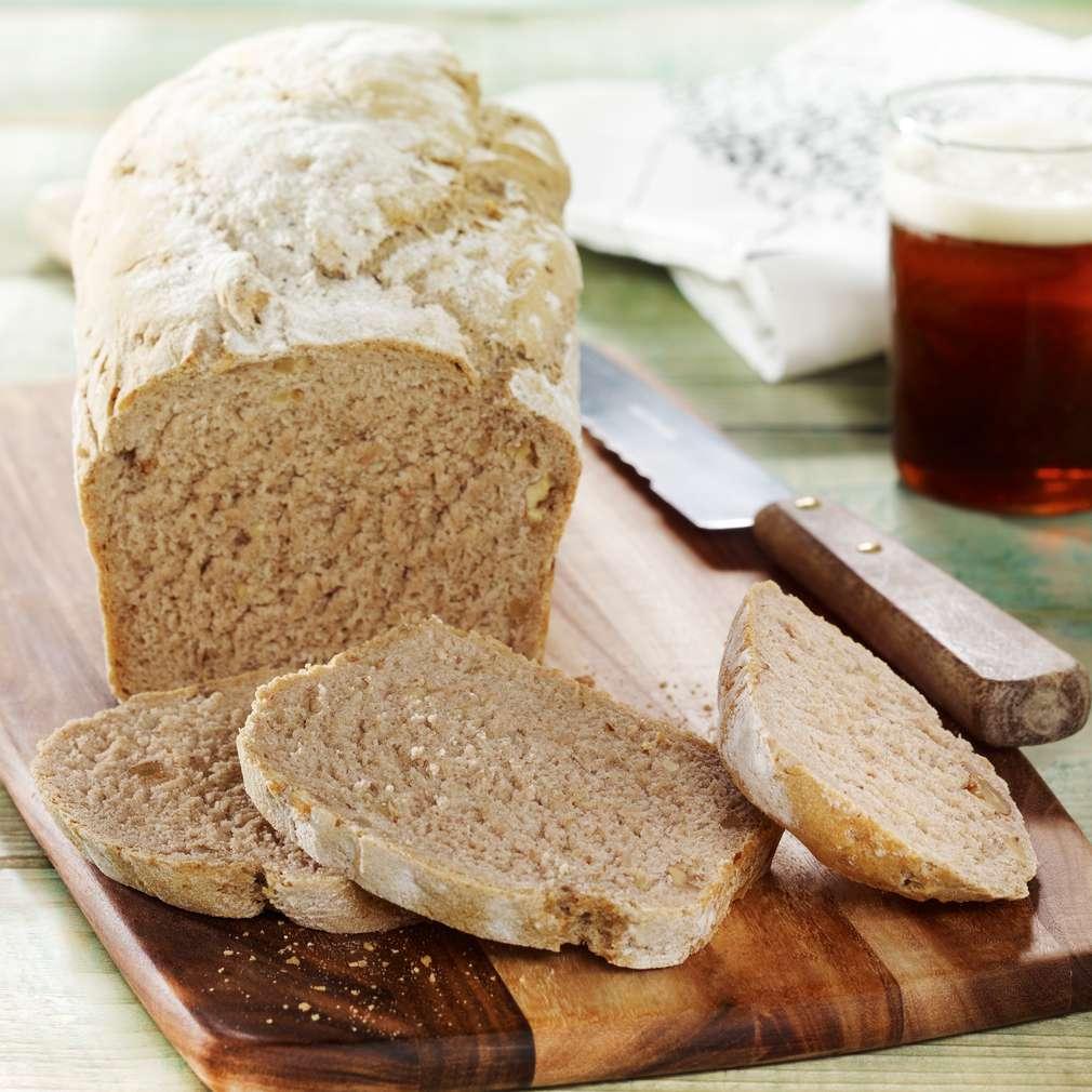 Abbildung des Rezepts Kartoffel-Bier-Brot