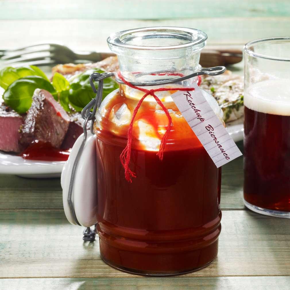Abbildung des Rezepts Ketchup-Bier-Soße