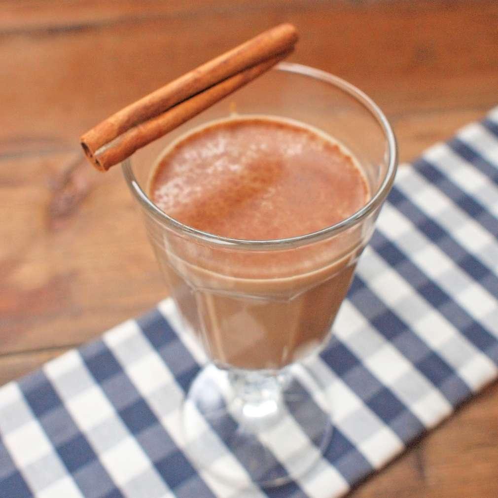 Zobrazit Smetanové kakao se skořicí receptů