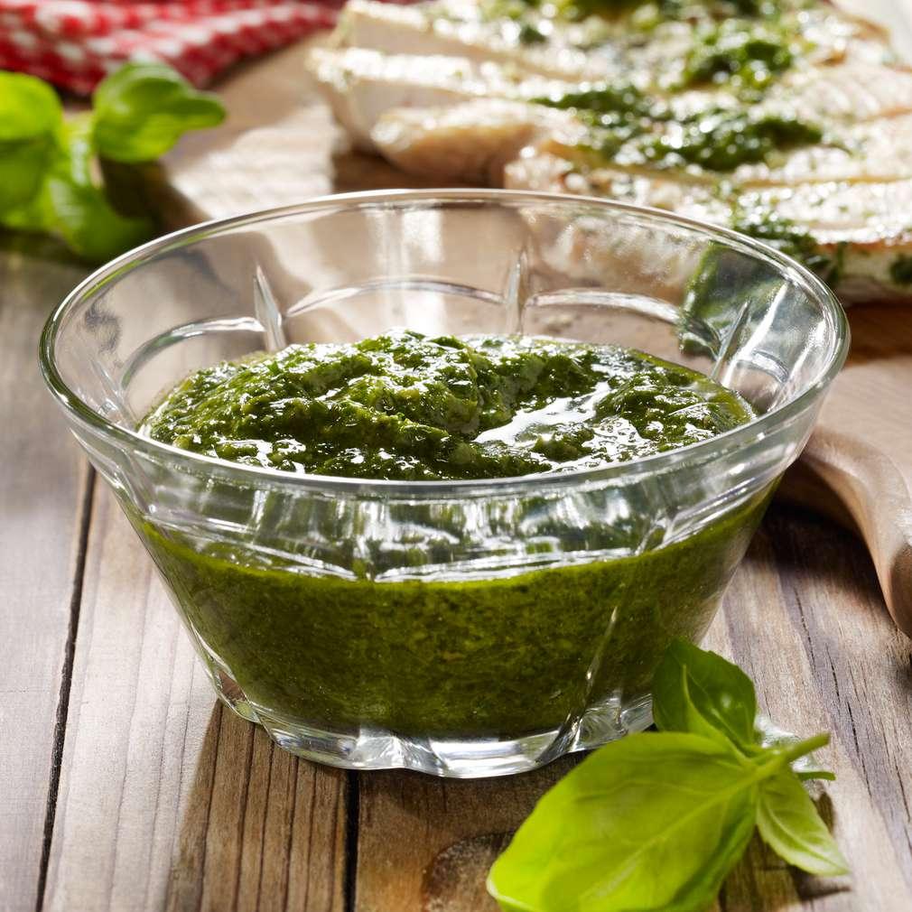 Abbildung des Rezepts Grüne Grill-Salsa