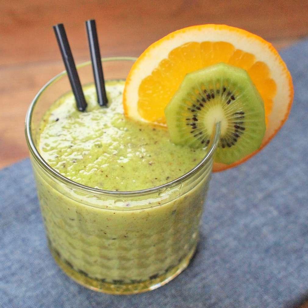 Zobrazit Kiwi smoothie receptů