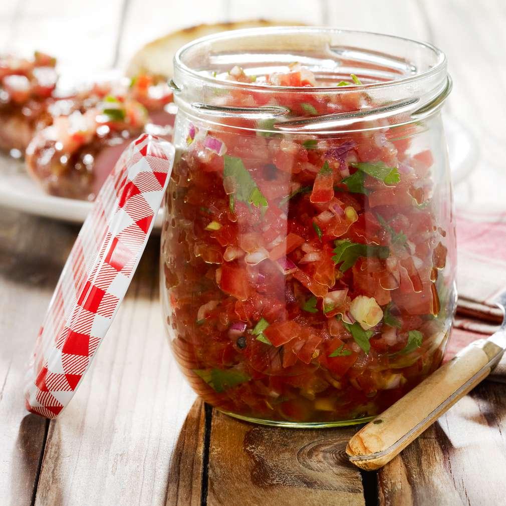 Abbildung des Rezepts Tomaten-Chili-Soße