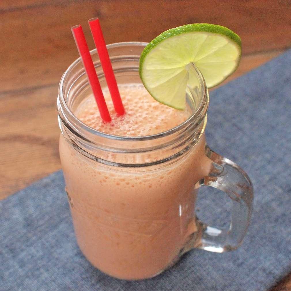 Zobrazit Mrkvové smoothie s mangem receptů