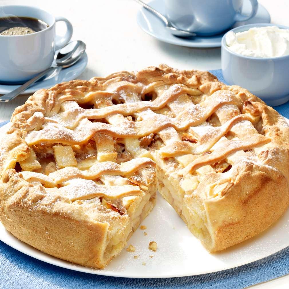 Abbildung des Rezepts Walnut-Apple-Pie