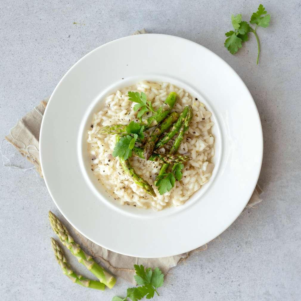Zobrazit Chřestové rizoto receptů