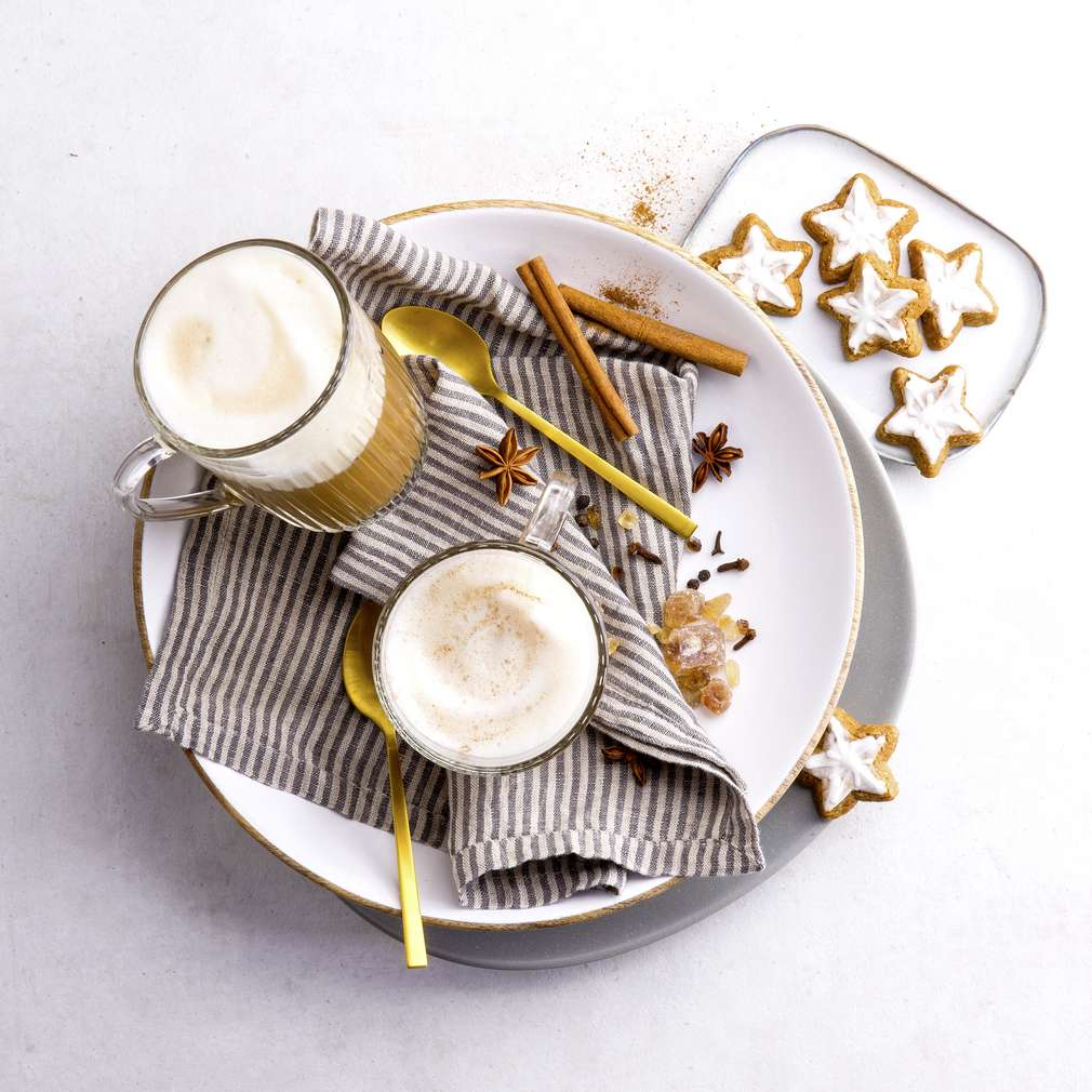 Abbildung des Rezepts Winter-Chai-Latte
