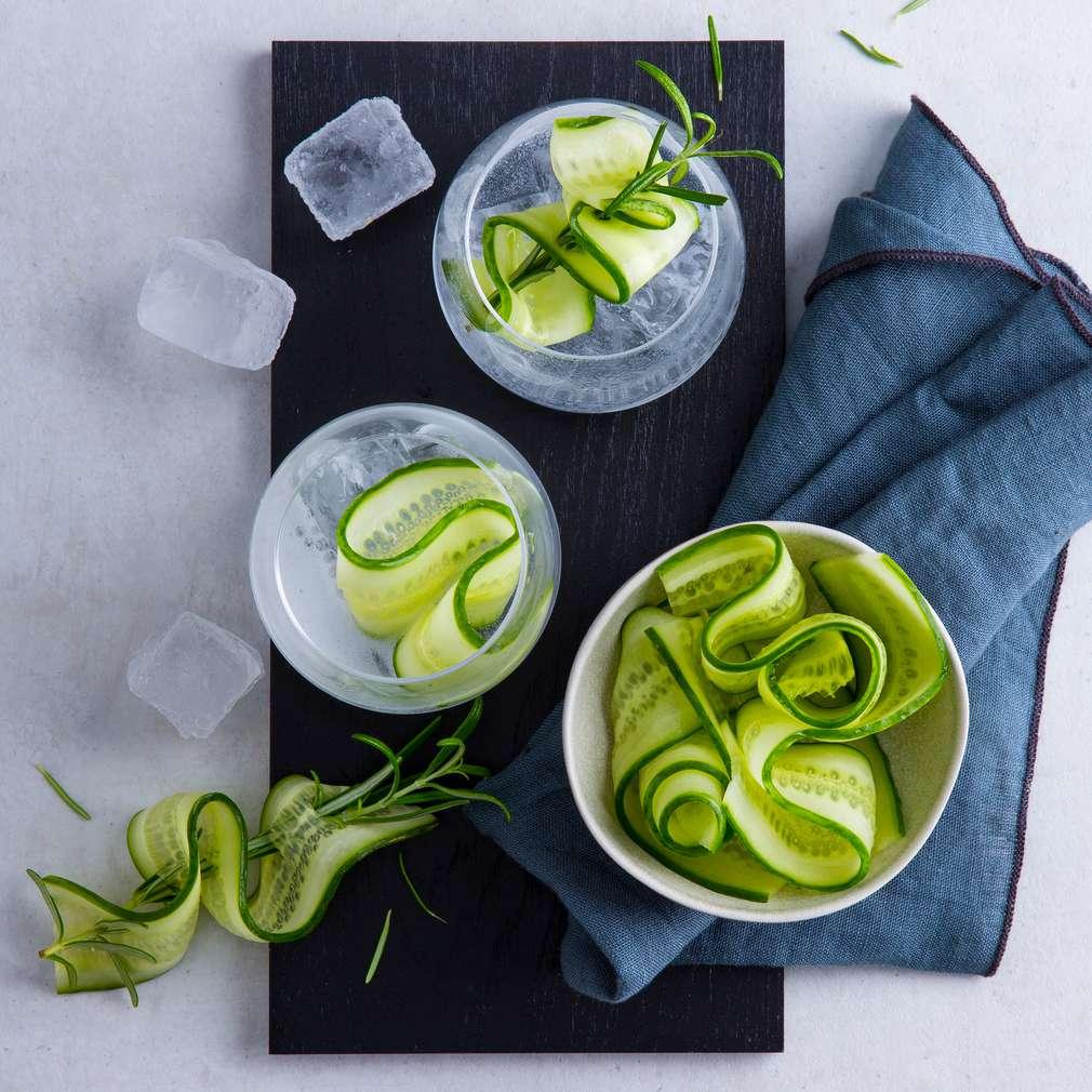 Abbildung des Rezepts Gin Tonic Cucumber