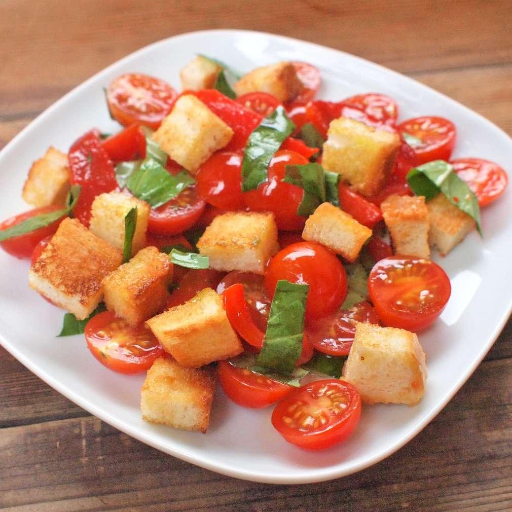 Zobrazit Rajčata s grilovanou paprikou receptů
