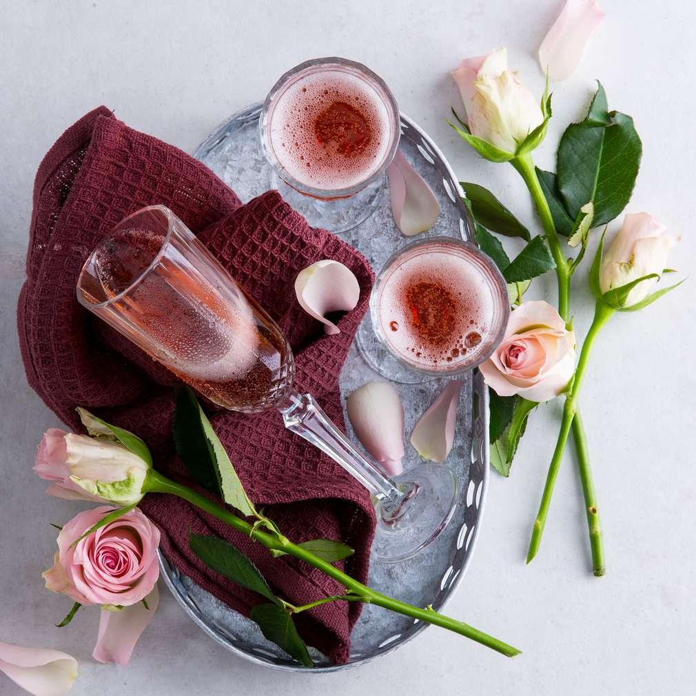 Abbildung des Rezepts La vie en rosé