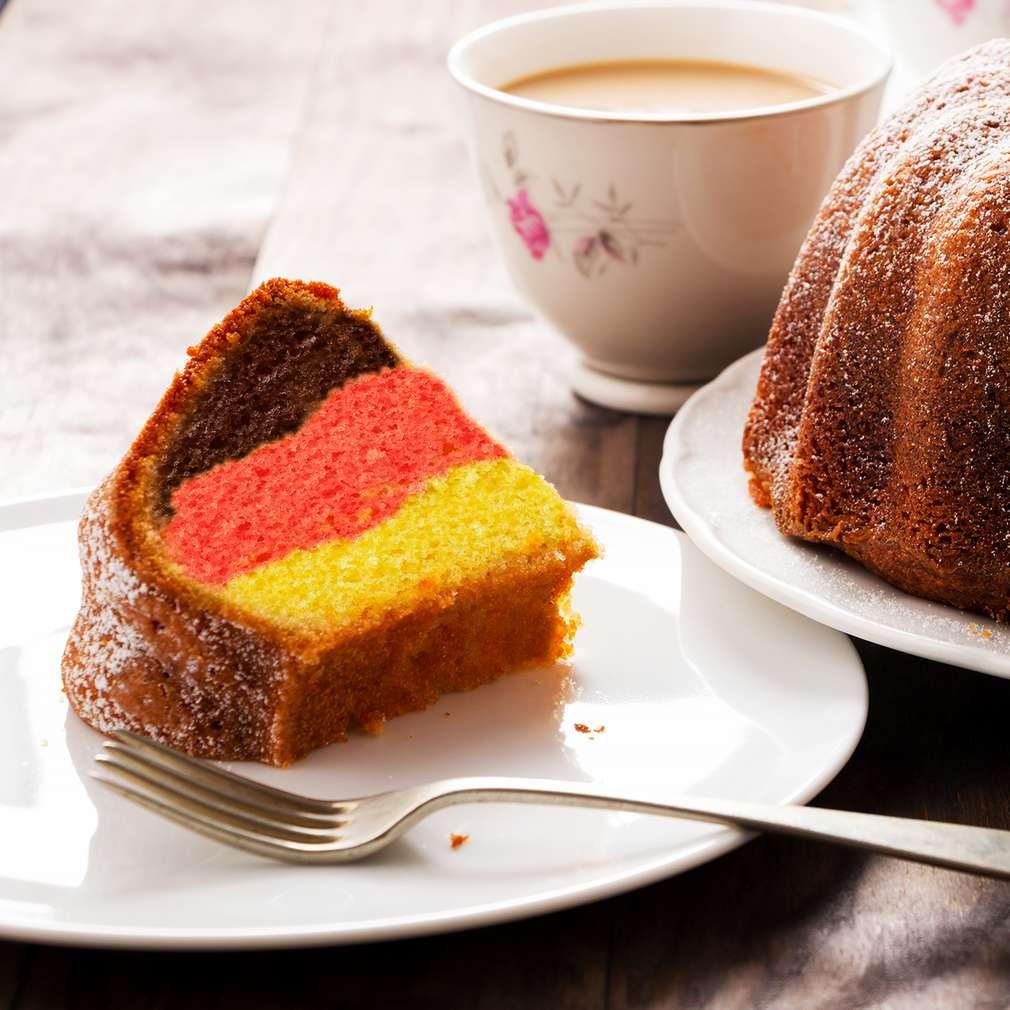 Abbildung des Rezepts Deutschland-Kuchen