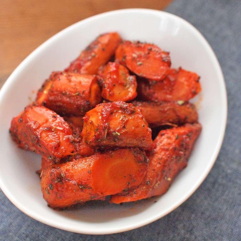 Zobrazit Provensálská mrkev receptů