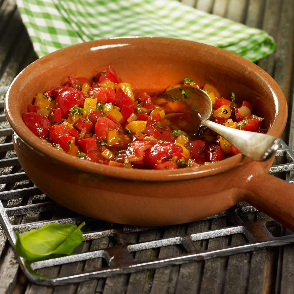 Fotografija recepta Topli salsa umak