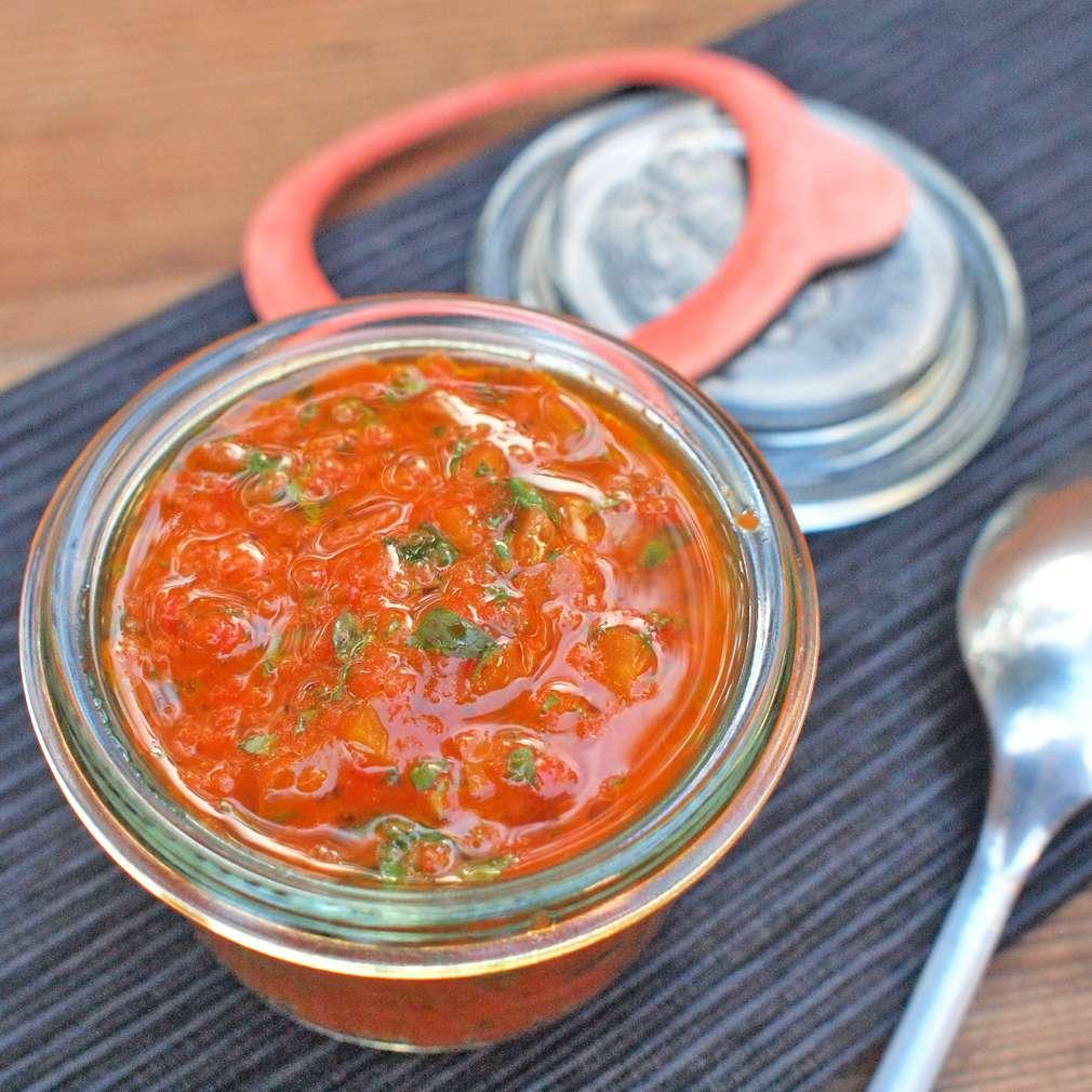 Zobrazit Jamajská chilli omáčka receptů
