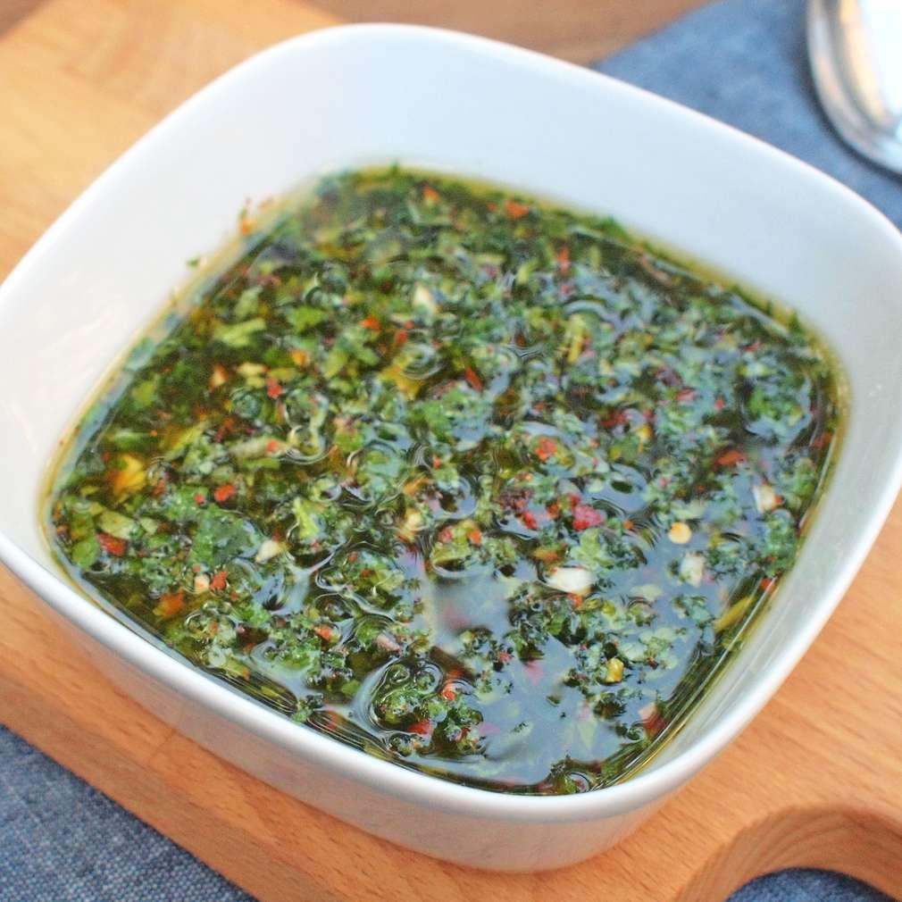 Zobrazit Chilli marináda s bylinkami receptů
