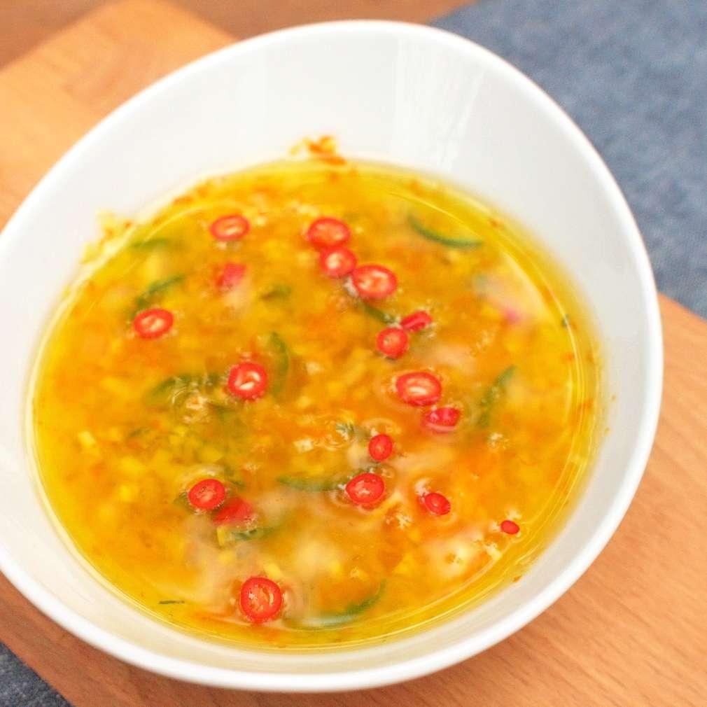 Zobrazit Pomerančová marináda s chilli receptů