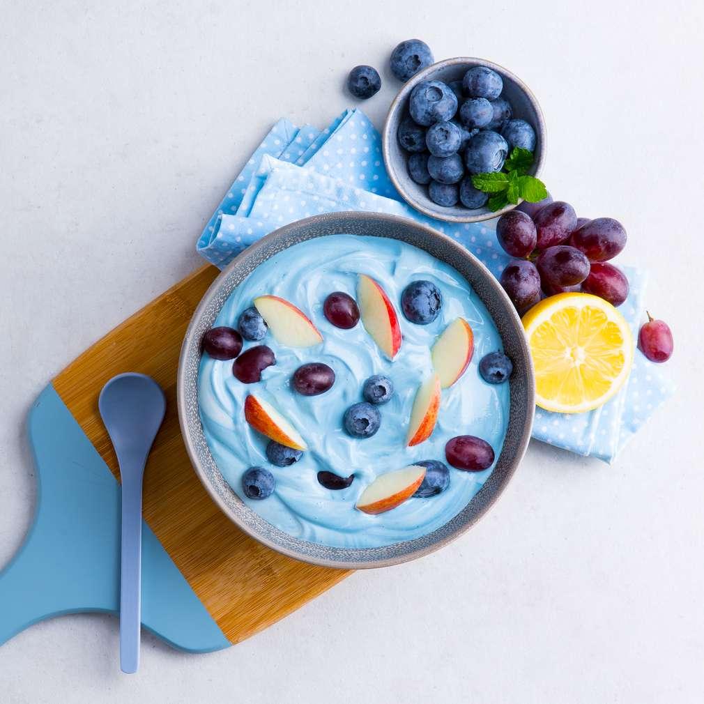 Imaginea rețetei Mic dejun cu afine