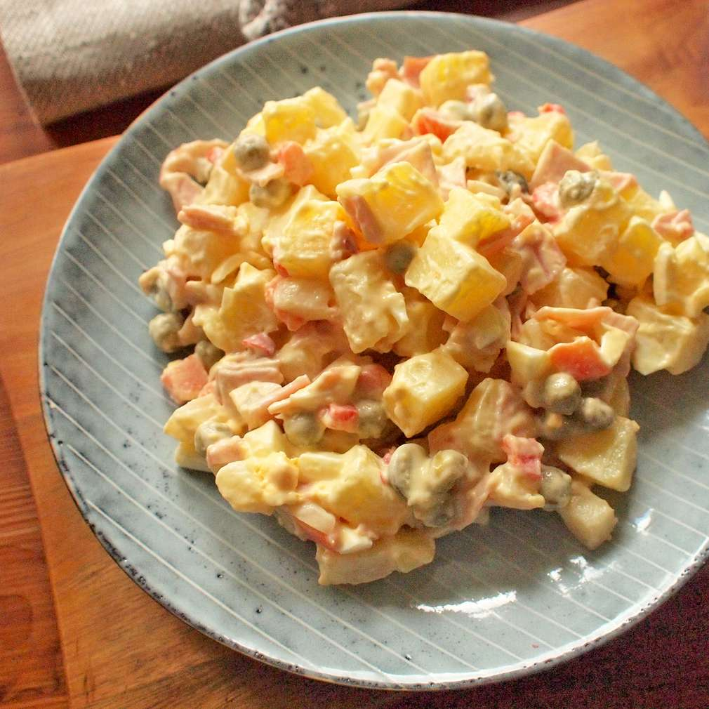 Zobrazit Bramborový salát receptů