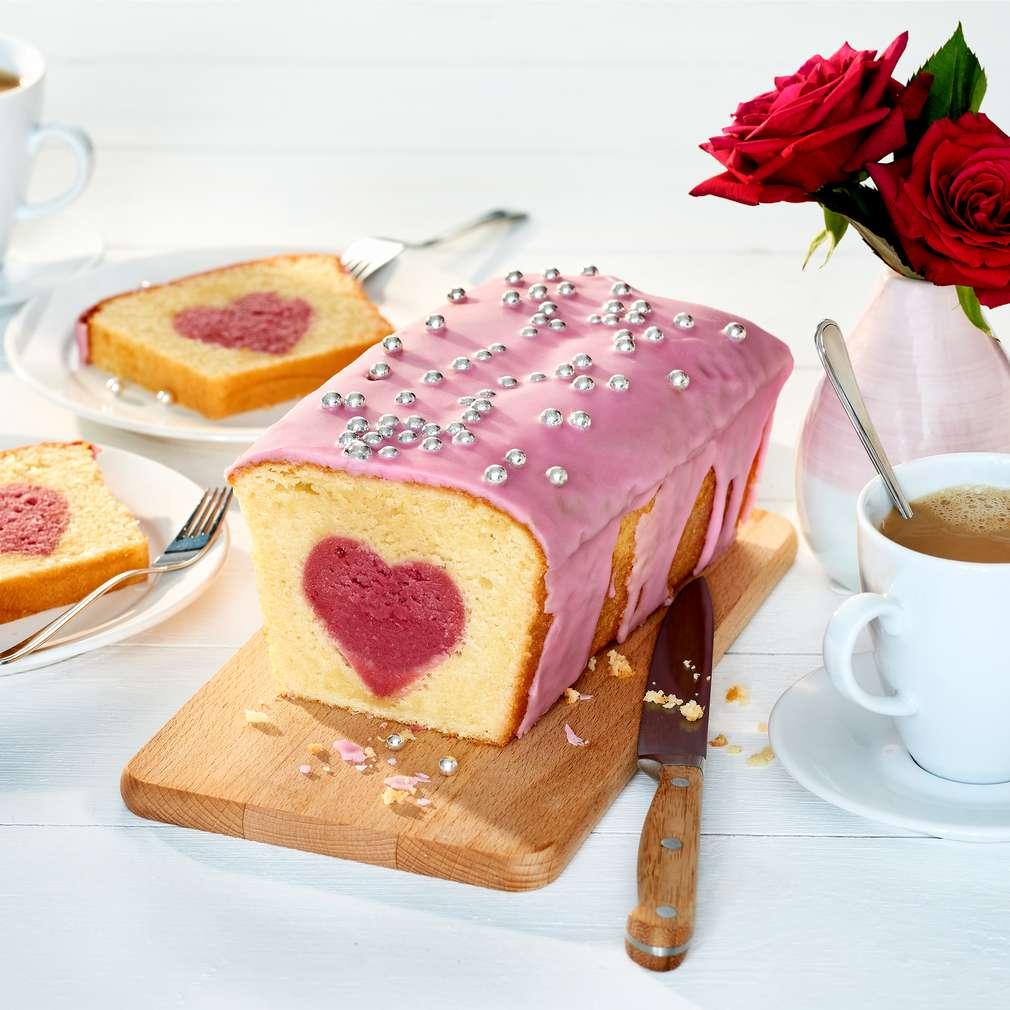 Abbildung des Rezepts Herzkuchen