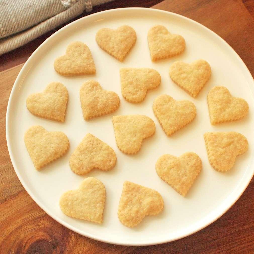 Zobrazit Máslové sušenky receptů
