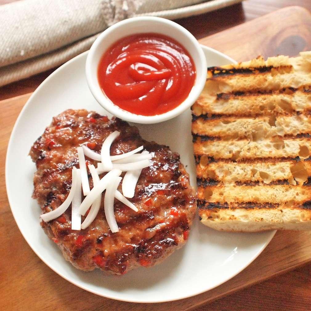 Zobrazit Sekaný chilli steak receptů