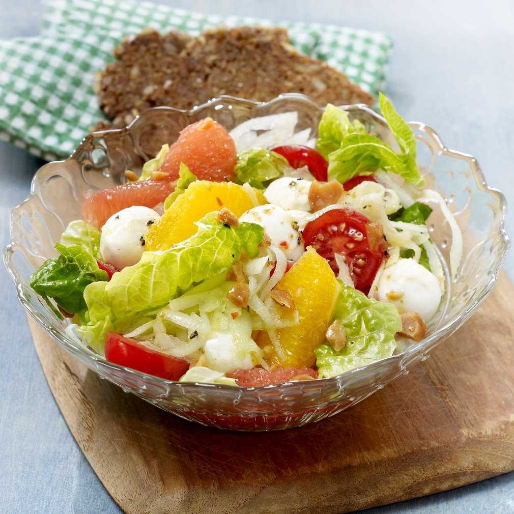 Abbildung des Rezepts Fruchtiger Kohlrabi-Salat