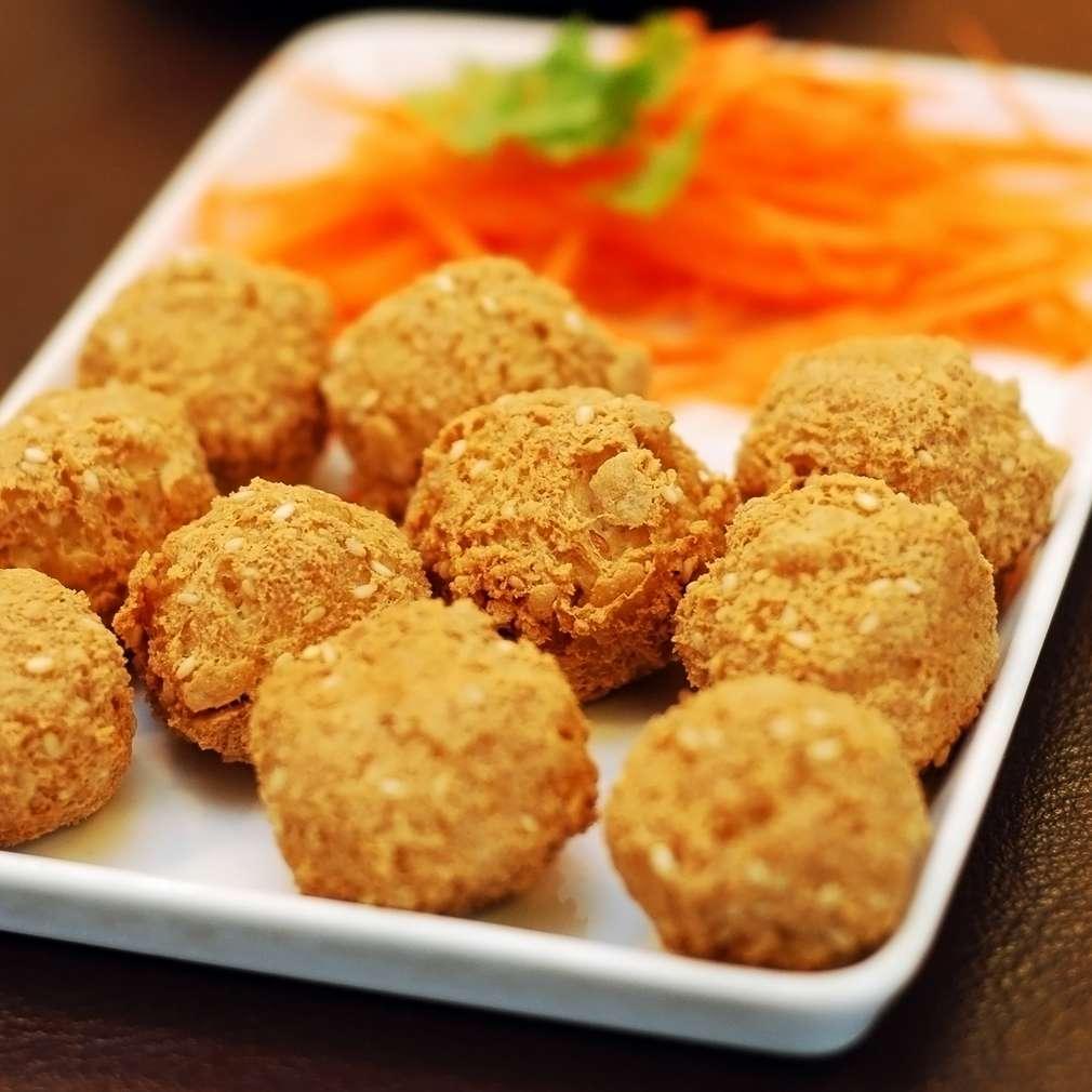 Imaginea rețetei Chifteluțe de ciuperci
