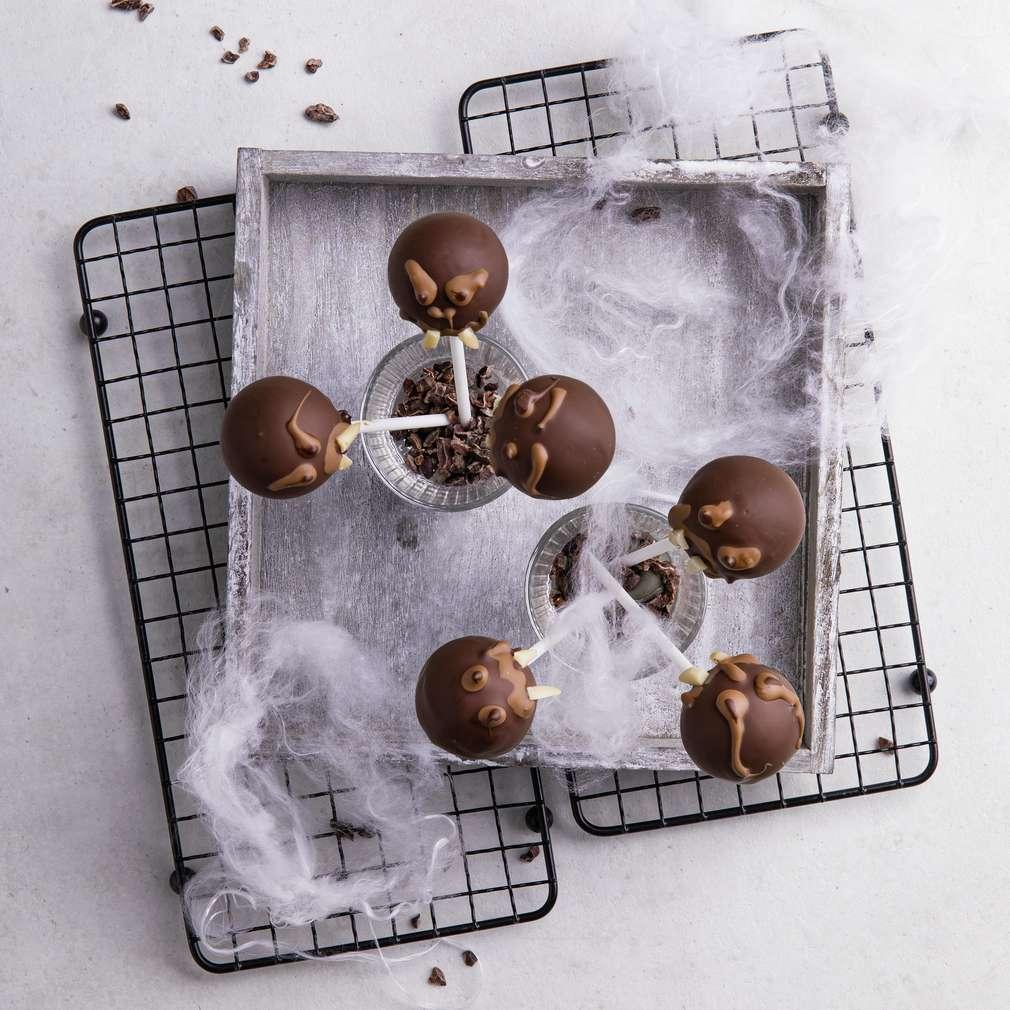 Abbildung des Rezepts Vampir-Cakepops